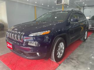 Used 2016 Jeep Cherokee North for sale in Richmond Hill, ON