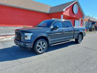 Used 2016 Ford F-150 SPORT for sale in Cornwall, ON