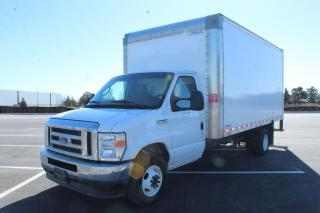 Used 2021 Ford E450 16 Ft High Box for sale in Brampton, ON