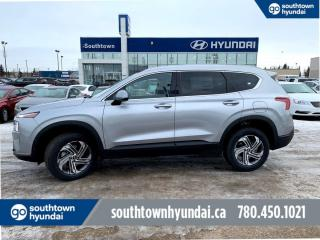 New 2021 Hyundai Santa Fe Essential - Heated Seats&Steering/Backup Cam/Wireless Apple Carplay/Adaptive Cruise/Forward Collision/Lane Keep Assist/High Beam Assist for sale in Edmonton, AB