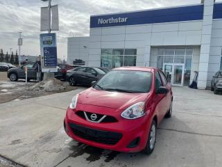 Used 2016 Nissan Micra S MANUAL/AC/POWEROPTIONS for sale in Edmonton, AB