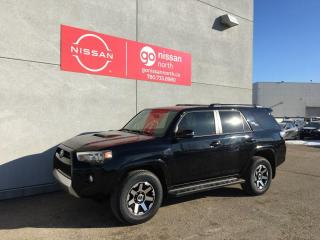 Used 2019 Toyota 4Runner 4Runner / SR5 / Trail Edition / Roof / Camera / Loaded for sale in Edmonton, AB