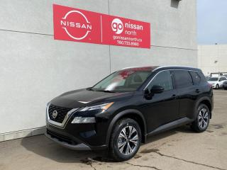New 2021 Nissan Rogue SV/AWD/PANO ROOF/PUSH START/HEATED STEERING/BLIND SPOT for sale in Edmonton, AB