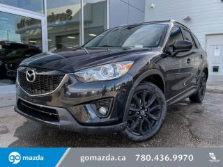 Used 2015 Mazda CX-5 GT - LEATHER, NAV, BOSE SOUND SYSTEM for sale in Edmonton, AB