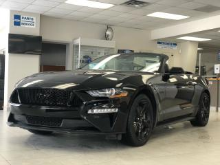 New 2021 Ford Mustang GT PREMIUM CONVERTIBLE for sale in Port Hawkesbury, NS