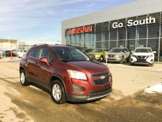 Used 2015 Chevrolet Trax LT, AWD, AUTO for sale in Edmonton, AB
