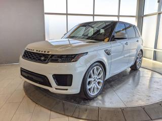 Used 2018 Land Rover Range Rover Sport DYNAMIC for sale in Edmonton, AB