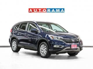 Used 2016 Honda CR-V EX-L AWD Leather Backup Camera Heated Seats for sale in Toronto, ON