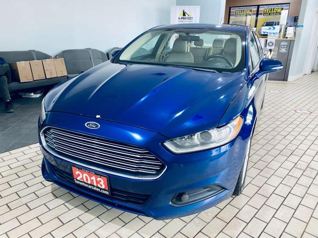 2013 Ford Fusion SE I CERTIFID 2 YEAR POWERTRAIN WARRANTY INCLUDED