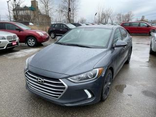 Used 2017 Hyundai Elantra Auto GLS Sunroof for sale in Winnipeg, MB