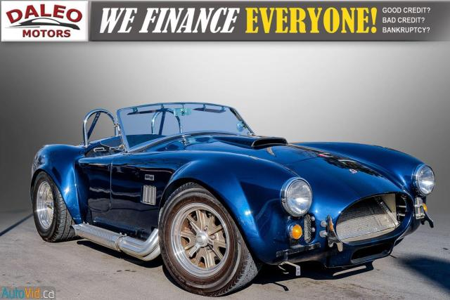 1965 AC Cobra SERIOUS INQ.  / BY APPT. ONLY / NO TEST DRIVE /