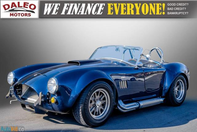 1965 AC Cobra SERIOUS INQ.  / BY APPT. ONLY / NO TEST DRIVE / Photo4