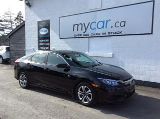 Used 2018 Honda Civic LX HEATED SEATS, BACKUP CAM, BLUETOOTH, UNREAL DEAL!! for sale in Richmond, ON