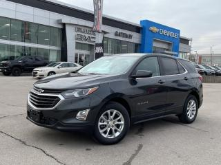 New 2021 Chevrolet Equinox LT for sale in Brampton, ON