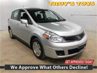 Used 2010 Nissan Versa S for sale in Guelph, ON