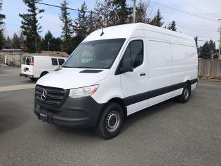 Used 2020 Mercedes-Benz Sprinter CARGO HIGH ROOF EXT for sale in Abbotsford, BC