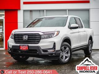 New 2021 Honda Ridgeline Touring  - Navigation -  Cooled Seats for sale in Campbell River, BC