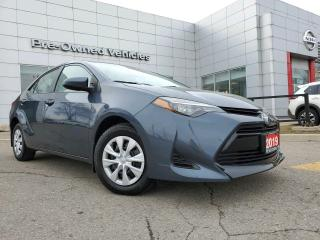 Used 2019 Toyota Corolla LOW KM (18551) TRADE. CLEAN CARFAX AND PRICED TO SELL! for sale in Toronto, ON