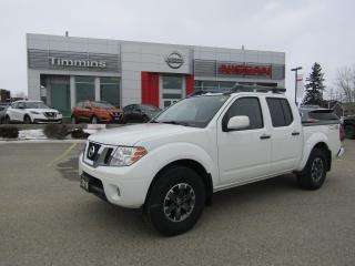 Used 2018 Nissan Frontier LEATHER for sale in Timmins, ON