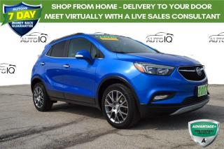 Used 2017 Buick Encore Sport Touring LOW LOW KMS for sale in Grimsby, ON