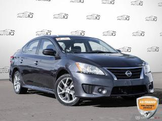 Used 2014 Nissan Sentra 1.8 SR | POWER WINDOWS | POWER LOCKS | for sale in Barrie, ON