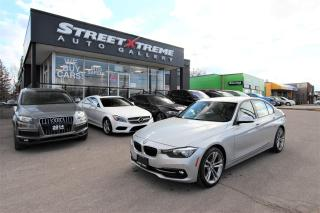 Used 2016 BMW 3 Series 320i xDrive for sale in Markham, ON