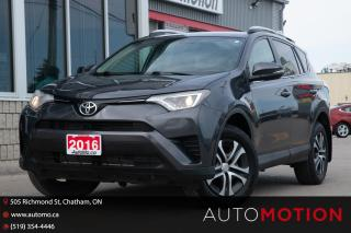 Used 2016 Toyota RAV4 BRAND NEW TIRES AND BRAKES READY 2 GO for sale in Chatham, ON