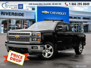 Used 2014 Chevrolet Silverado 1500 1LT for sale in Brockville, ON