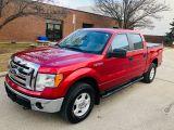 Photo of CANDY APPLE RED 2010 Ford F-150