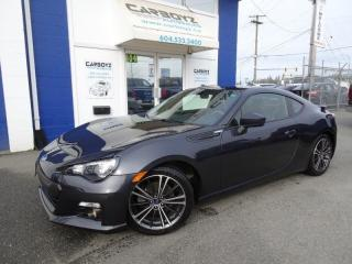 Used 2015 Subaru BRZ Sport-Tech, Nav, Rev Camera, Heated Seats, Low Kms for sale in Langley, BC