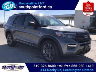New 2021 Ford Explorer XLT for sale in Leamington, ON