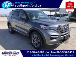 New 2021 Ford Explorer XLT for sale in Leamington, ON