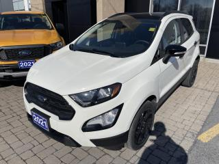 New 2021 Ford EcoSport ECOSPORT SES 4WD for sale in Cornwall, ON