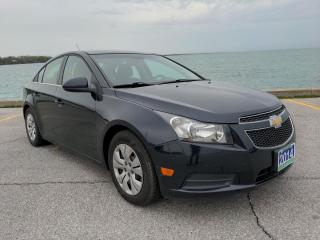 Used 2014 Chevrolet Cruze 1LT Low K's Bluetooth OnStar Summer/Winter Tires for sale in Belle River, ON