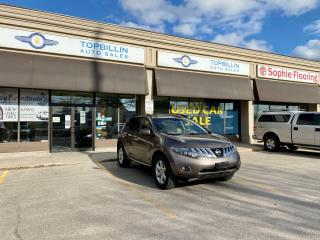 Used 2010 Nissan Murano 4X4 Leather, Sunroof, Only 152K km for sale in Vaughan, ON