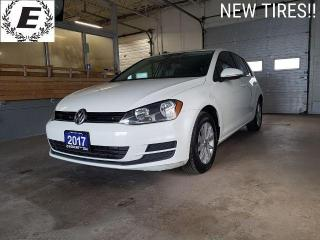 Used 2017 Volkswagen Golf TSI WITH NEW TIRES!! for sale in Barrie, ON