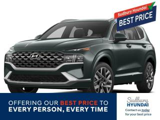 New 2021 Hyundai Santa Fe for sale in Sudbury, ON
