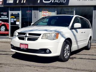 Used 2011 Dodge Grand Caravan 4dr Wgn R/T for sale in Bowmanville, ON