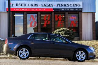 Used 2010 Chevrolet Malibu LS | Power Seat | Bluetooth | Aux Input | Loaded for sale in Oshawa, ON