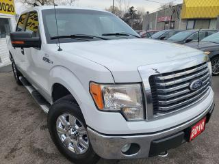 Used 2010 Ford F-150 XLT/CREW CAP/LOADED/ALLOYS for sale in Scarborough, ON