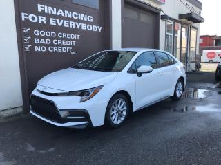Used 2020 Toyota Corolla SE for sale in Abbotsford, BC