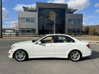 Used 2013 Mercedes-Benz C-Class C300, 4 Matic, Leather, Sunroof,  Warranty availab for sale in Toronto, ON