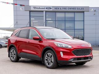 New 2021 Ford Escape SEL Hybrid 0% APR | ROOF | TECH PKG | for sale in Winnipeg, MB