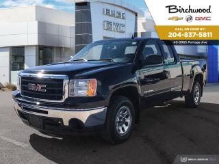 Used 2011 GMC Sierra 1500 SLE Extended Cab | 5.3L V8 for sale in Winnipeg, MB