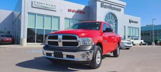 Used 2017 RAM 1500 4x4 Crew Cab SXT for sale in Ottawa, ON