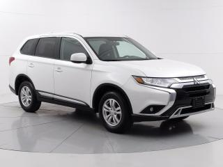 Used 2020 Mitsubishi Outlander ES | Heated Seats | Apple CarPlay | 7 Passenger | for sale in Winnipeg, MB