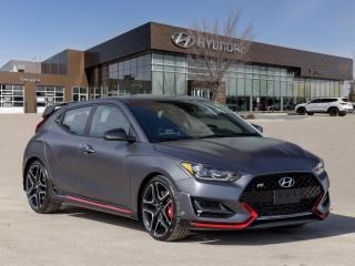 New 2021 Hyundai Veloster N DCT for sale in Winnipeg, MB