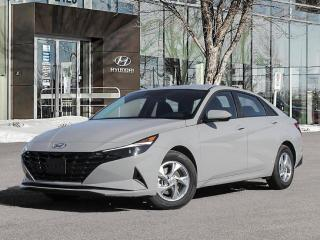 New 2021 Hyundai Elantra Essential for sale in Winnipeg, MB