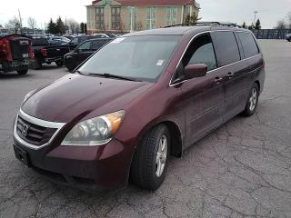 Used 2009 Honda Odyssey EX | POWER DRIVERS SEAT | for sale in Barrie, ON