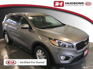 Used 2018 Kia Sorento 2.0L LX One Owner | AWD | Smartphone Integration for sale in Stratford, ON